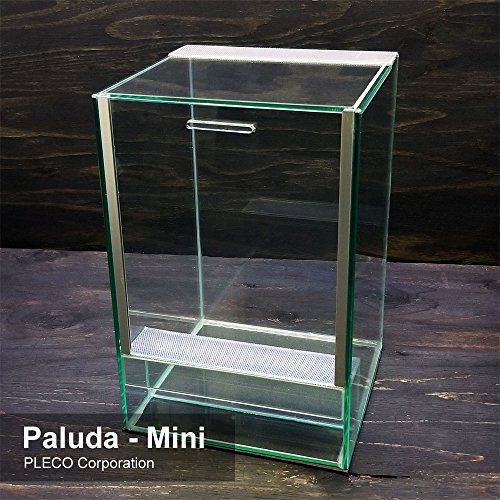 プレココーポレーション Paluda - Mini/パルダ ミニ 【パルダリウム、テラリウム、コケリウムなどに最適な日本製ガラスケージ 】