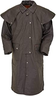 Company Unisex 2042 Low Rider Waterproof Breathable Full-Length Oilskin Duster Coat