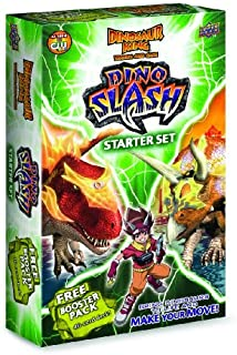 Dinosaur King Trading Card Game Dino Slash Starter Deck