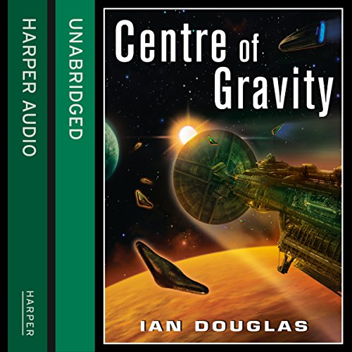 Centre of Gravity audiobook cover art