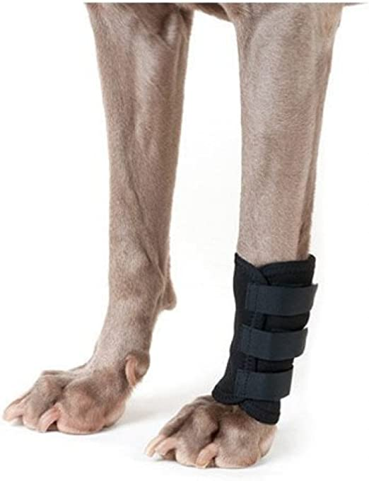 Back on Track Therapeutic Quick Leg Wraps XL 18 Inch
