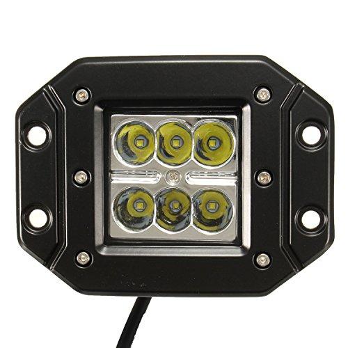 Masunt LED-spot, 5 inch, 18 seconden, voor Off Road Truck 4 WD SUV