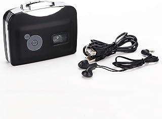 $29 » Sponsored Ad - Socobeta Cassette to MP3 Converter EZCAP230 Stereo USB Cassette Digital Tape MP3 with Headphones