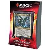 Magic: The Gathering Symbiotic Swarm Ikoria Commander Deck | 100 Card Deck | 4 Foil Legendary Creatures