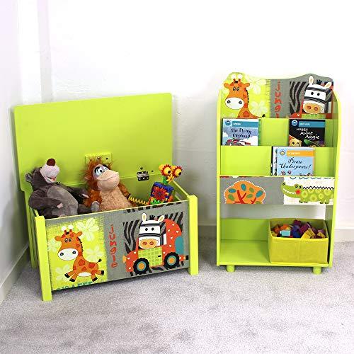 Liberty House Toys, Scatola Grande per GiocattoliKid Safari, codice Prodotto: TF4820