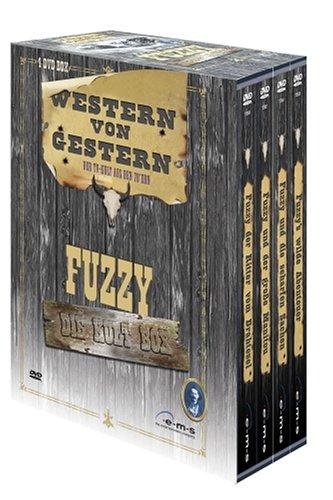 Western von gestern - Fuzzy: Die Kult-Box (4 DVDs)