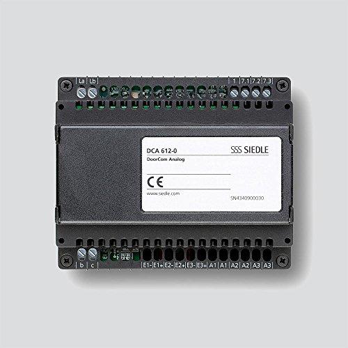 Siedle DCA 612-0 DoorCom Analog