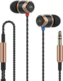 Soundmagic E10 Negro, Oro Intraaural Dentro de oído - Audífonos (Intraaural, Dentro de oído, 15 - 22000 Hz, 100 Db, 16 Ohm...