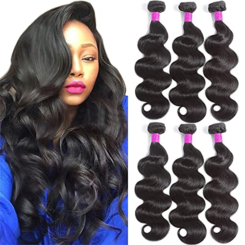 Cheap human hair weave 18 inches _image1