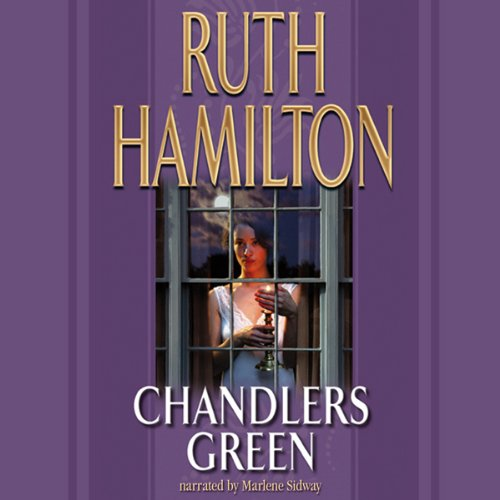 Chandlers Green audiobook cover art