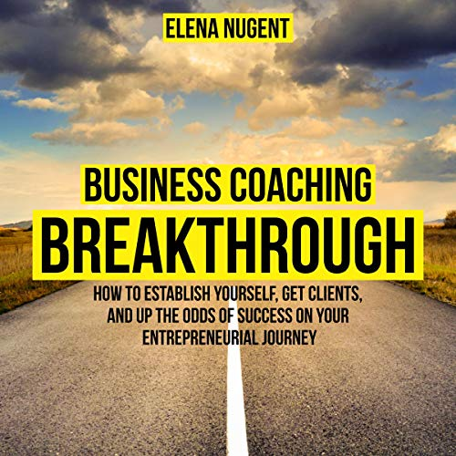 Business Coaching Breakthrough cover art
