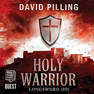 Longsword III audiobook cover art