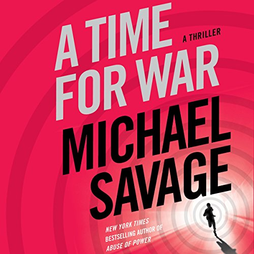 A Time for War audiobook cover art
