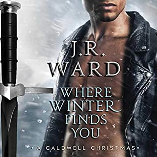 Where Winter Finds You audiobook cover art