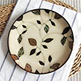 Hiikk Tafelservice Retro Country Porzellan Geschirr Japanischen Stil Ofenwechsel Glasur