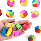 Super Z Outlet 12 Pack Colorful Puzzle Erasers Miniature Pencil Erasers Children Party Fav...