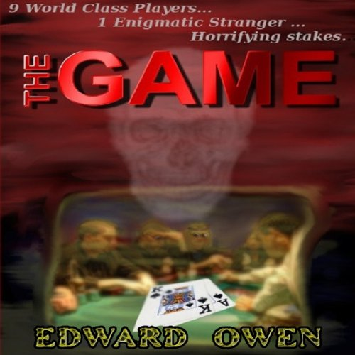 The Game audiobook cover art