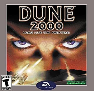 Dune 2000 (Jewel Case) - PC
