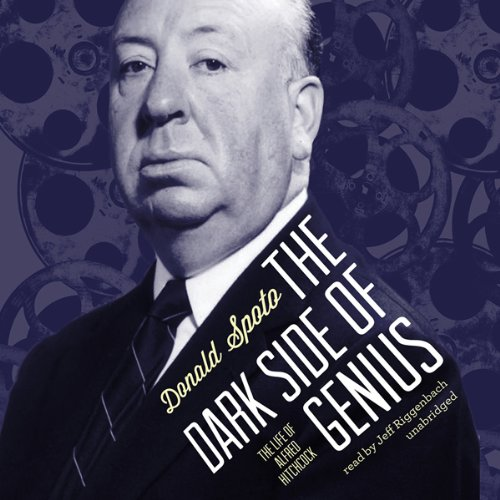 The Dark Side of Genius audiobook cover art
