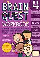 Brain Quest Grade 4: Ages 9 - 10 Workbook (Brain Quest Workbooks)