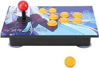 Hilitand Zero Delay Arcade Joystick USB Stick Buttons Controller Control Device for PC Computer Arcade Game