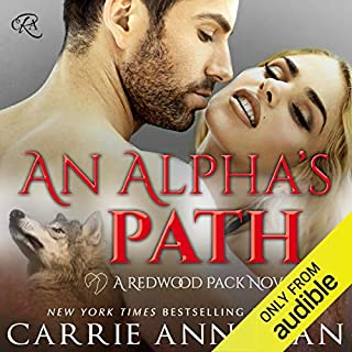 An Alpha's Path audiobook cover art