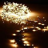 Raz 36.5' Warm White Compact LED 500 Light...