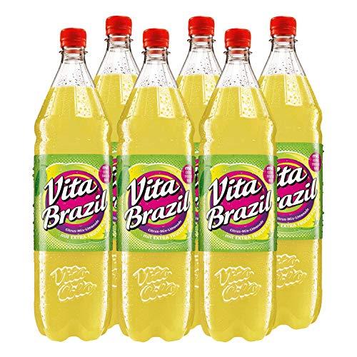 VITA COLA Brazil 6x 1,5 l PET-EINWEG-Flasche inkl. Pfand (Pack)