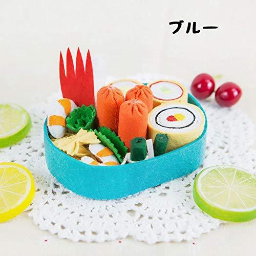 PlusNao(プラスナオ)手芸キット手作りキットお弁当おかずままごとハンドメイド雑貨小物手芸用品かわいいDIYハンドクラフト手-ホワイト