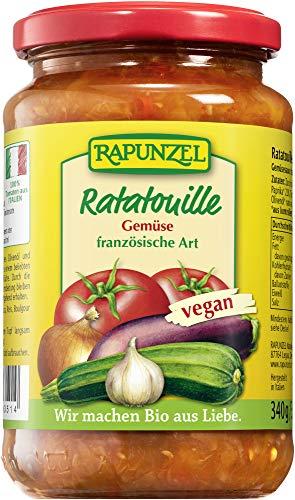 Rapunzel Bio Tomatensauce Ratatouille (6 x 335 ml)