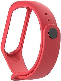 Bracelet for Xiaomi Mi Band 3 Sport Strap, Watch Silicone Wrist Strap for xiaomi mi Band 3 Accessories Bracelet Miband 3 Strap
