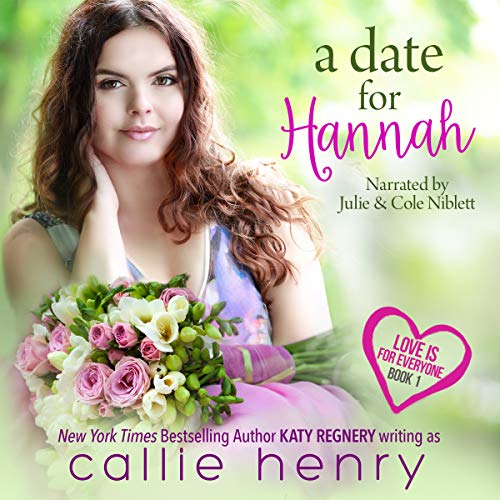 A Date for Hannah audiobook cover art