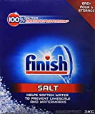 Finish Dishwasher Water Softener Salt for Bosch Dishwasher 6.6 lbs