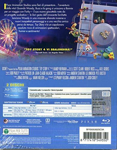 Toy Story 4 steelbook brd (2 Blu Ray)