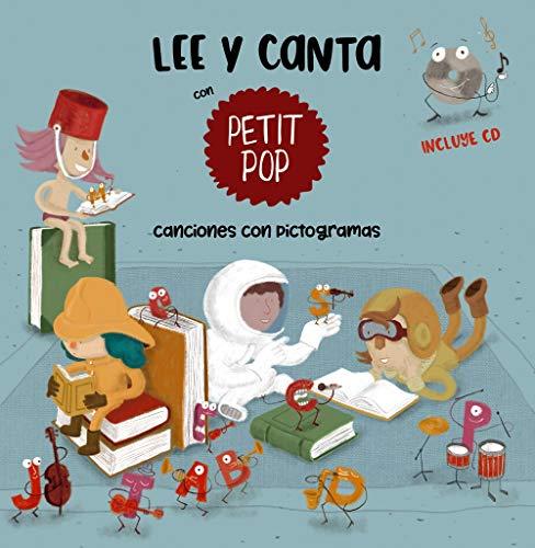 Lee y canta con Petit Pop (Primeros Lectores (1-5 Años) - Álbum Ilustrado)