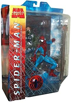 Best of Marvel Select  Spider-Man Action Figure