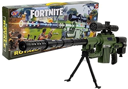 AWP Fortnite Battle Royale - Rifle de caza (81 cm)