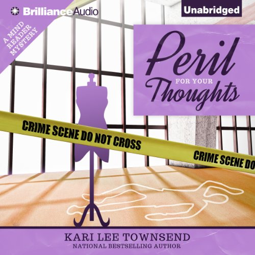 Peril for Your Thoughts audiobook cover art