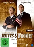 Jeeves and Wooster - Herr und Meister, Box 2, Episode 14-23 (3 Disc Set) - Hugh Laurie