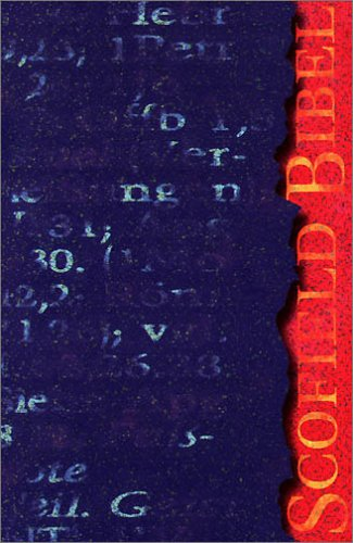 Scofield Bibel: Revidierte Elberfelder Übersetzung