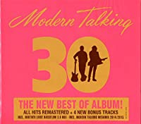MODERN TALKING 30 The New Best Of Album! Remastered 2CD Digipack [CD Audio]