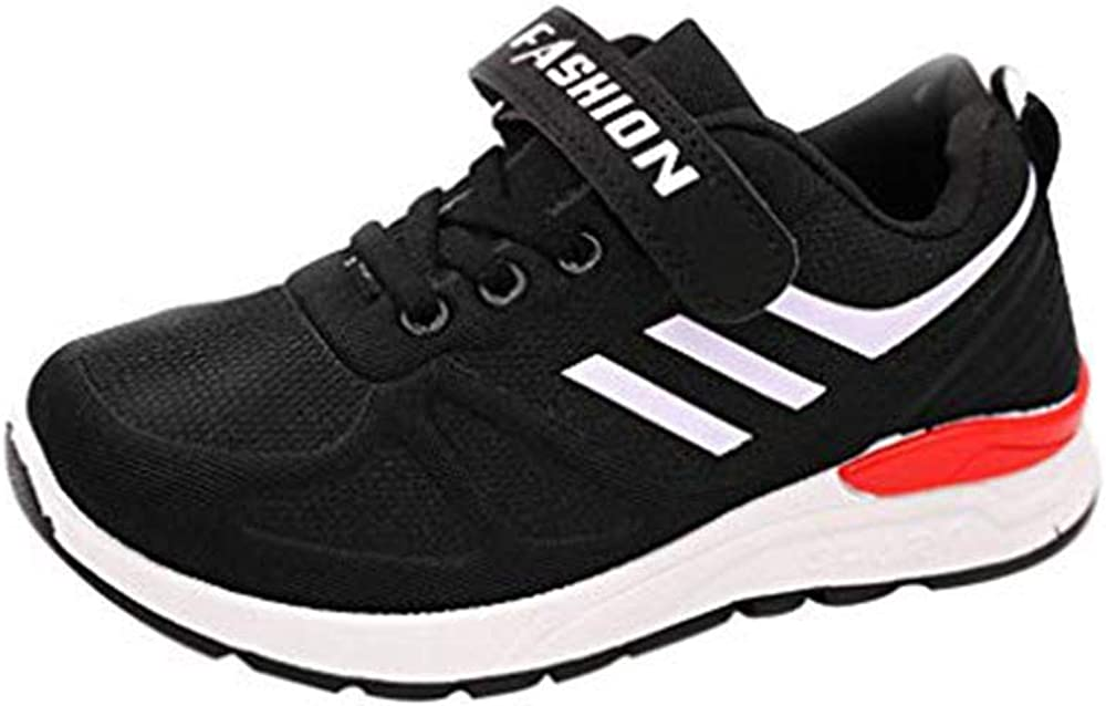 Fashion Childrens Simple Style Childrens Shoes Boys and Girls Running Shoes Voberry