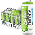 12-Count Optimum Nutrition Amino Energy Sparkling Hydration Drink