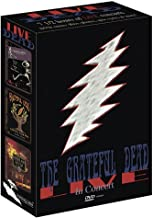 The Grateful Dead: In Concert - Live Dead - Downhill from Here, Ticket to New Year's, View from the Vault