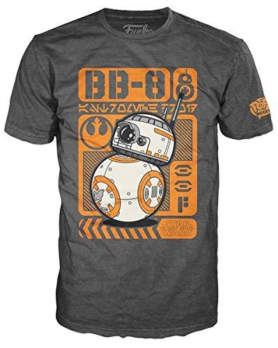 POP! Tees: Star Wars: BB-8Type Talla XL