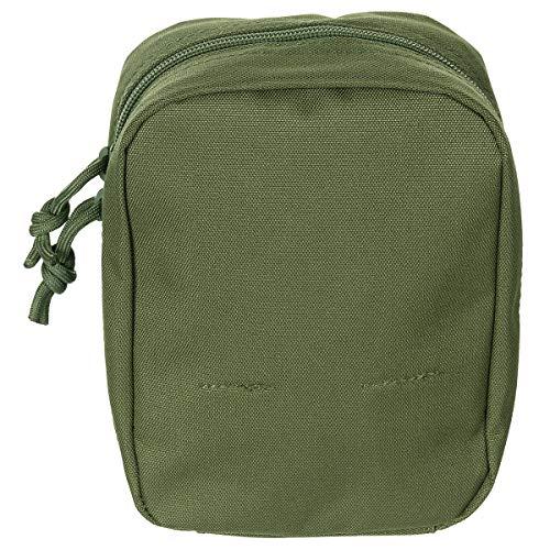 poche multifonctionnel, Molle, petite, Couleur:oliv/OD green