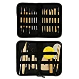 U.S. Art Supply 26-Piece Pottery & Clay Sculpting Tool Sets with...
