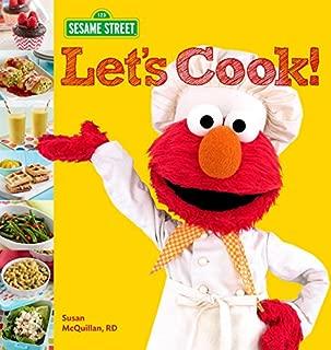 Sesame Street Let's Cook!