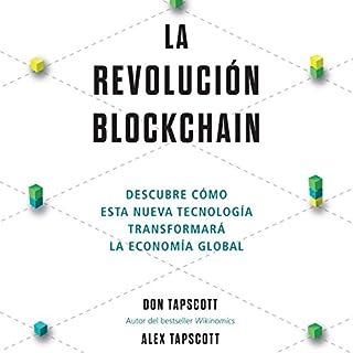 La revolución blockchain audiobook cover art
