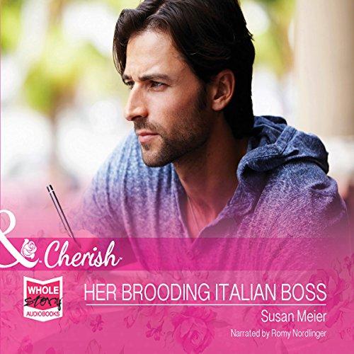 Her Brooding Italian Boss cover art